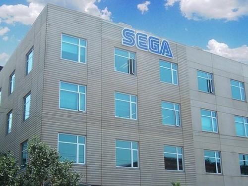 Здание Sega of America в Сан-Франциско