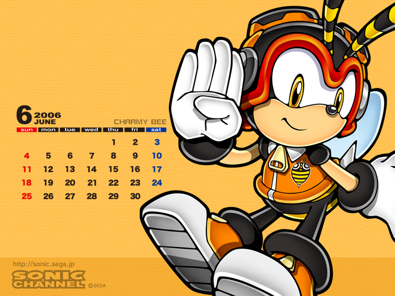 Charmy Bee[3] by Light-Rock on DeviantArt