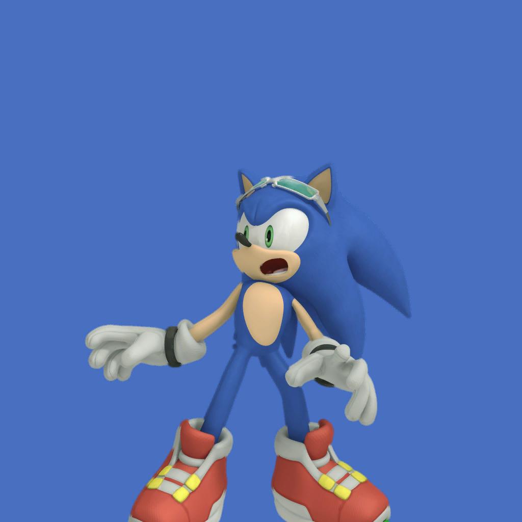 Free Sonic - фото 9