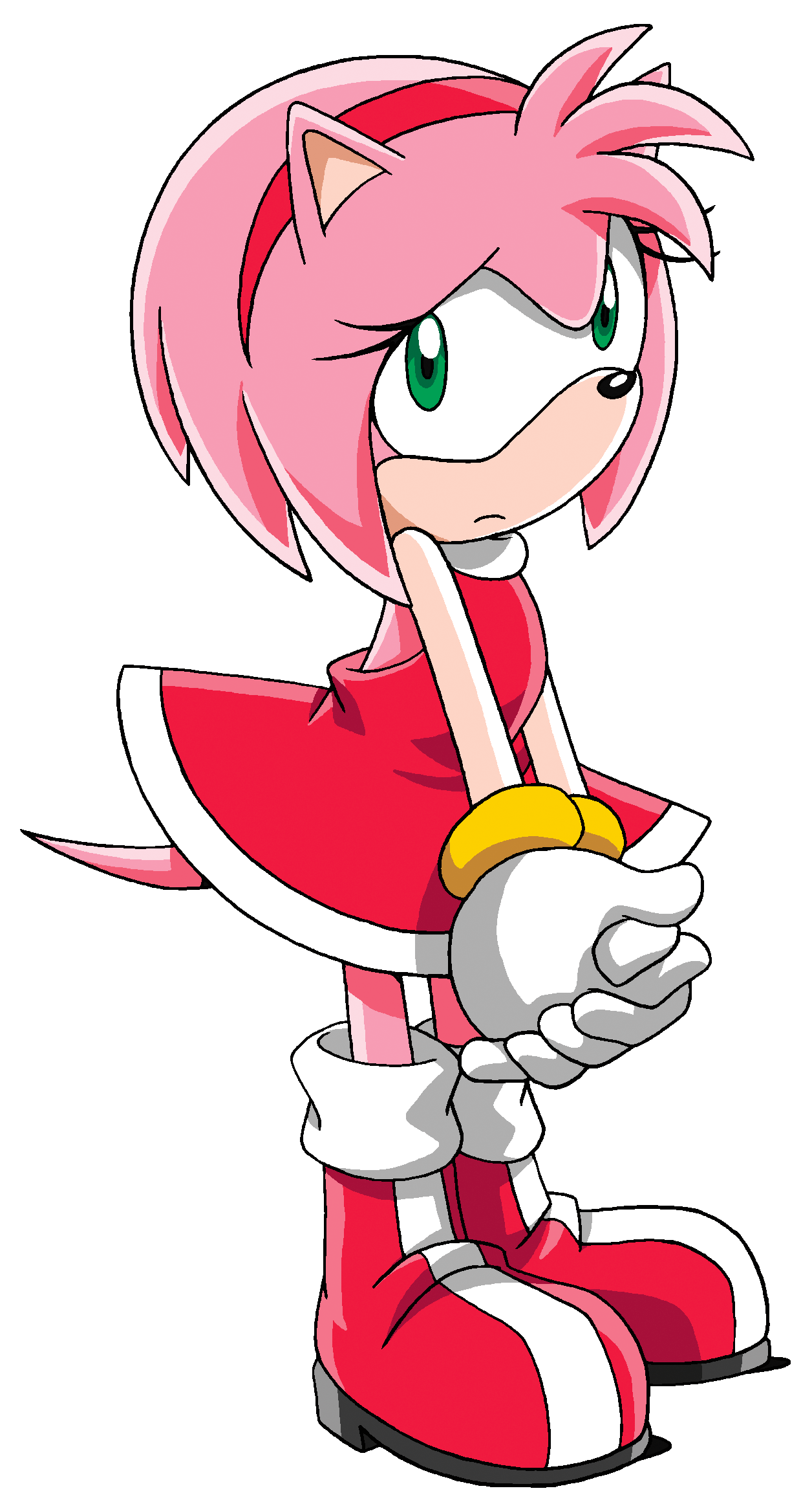 Sonic x down amy rose gallery sonic scanf - Amy rose sonic x ...