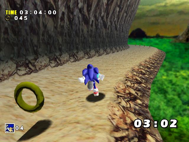 Sonic adventure dx director s cut lost world lost world