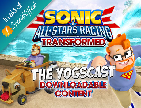 Sonic & All-Stars Racing Transformed - Yogcast DLC