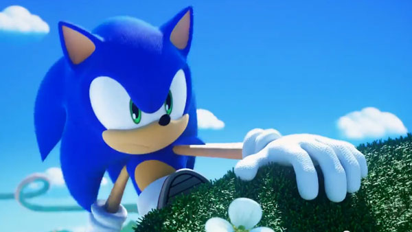 Game movies: sonic lost world launch trailer (hd) demo movie.