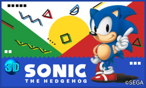 Sonic the Hedgehog - Sega 3D Classic