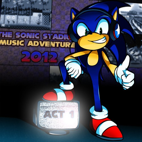 The Sonic Stadium Music Adventure 2012 Act 1