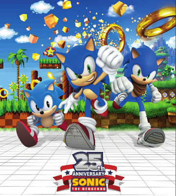 25th Anniversary Poster