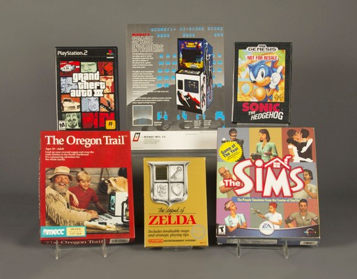 Video Game Hall of Fame - 2016