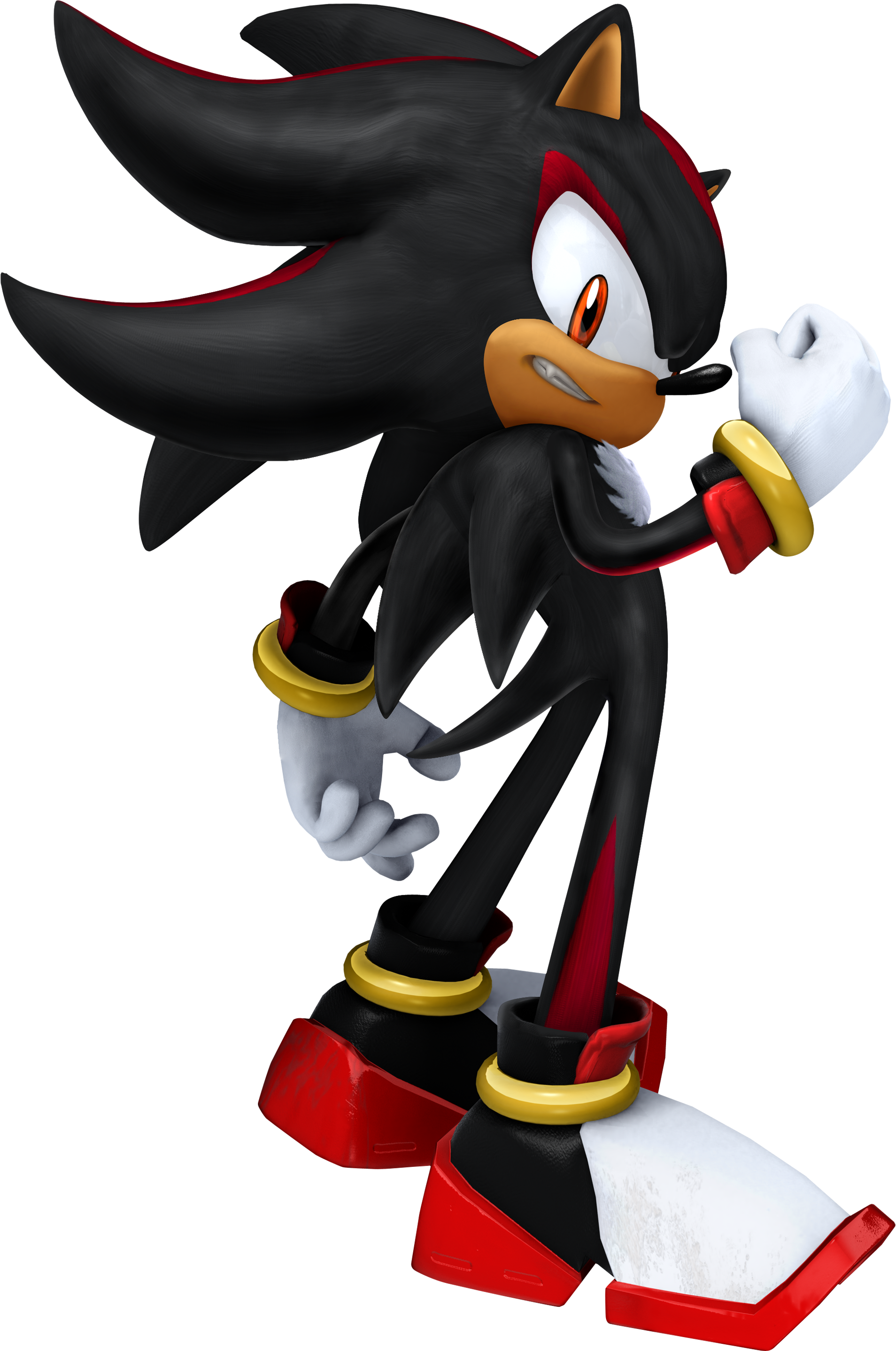 Gallery » Official Art » Shadow the Hedgehog » SONIC THE HEDGEHOG