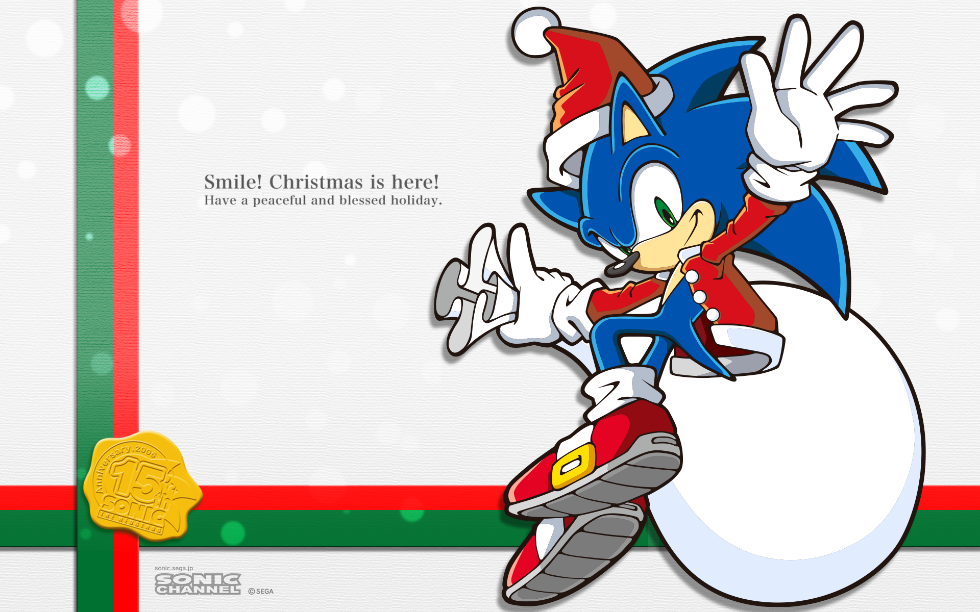 Sonic Channel (Wallpaper) | Sonic | Pinterest