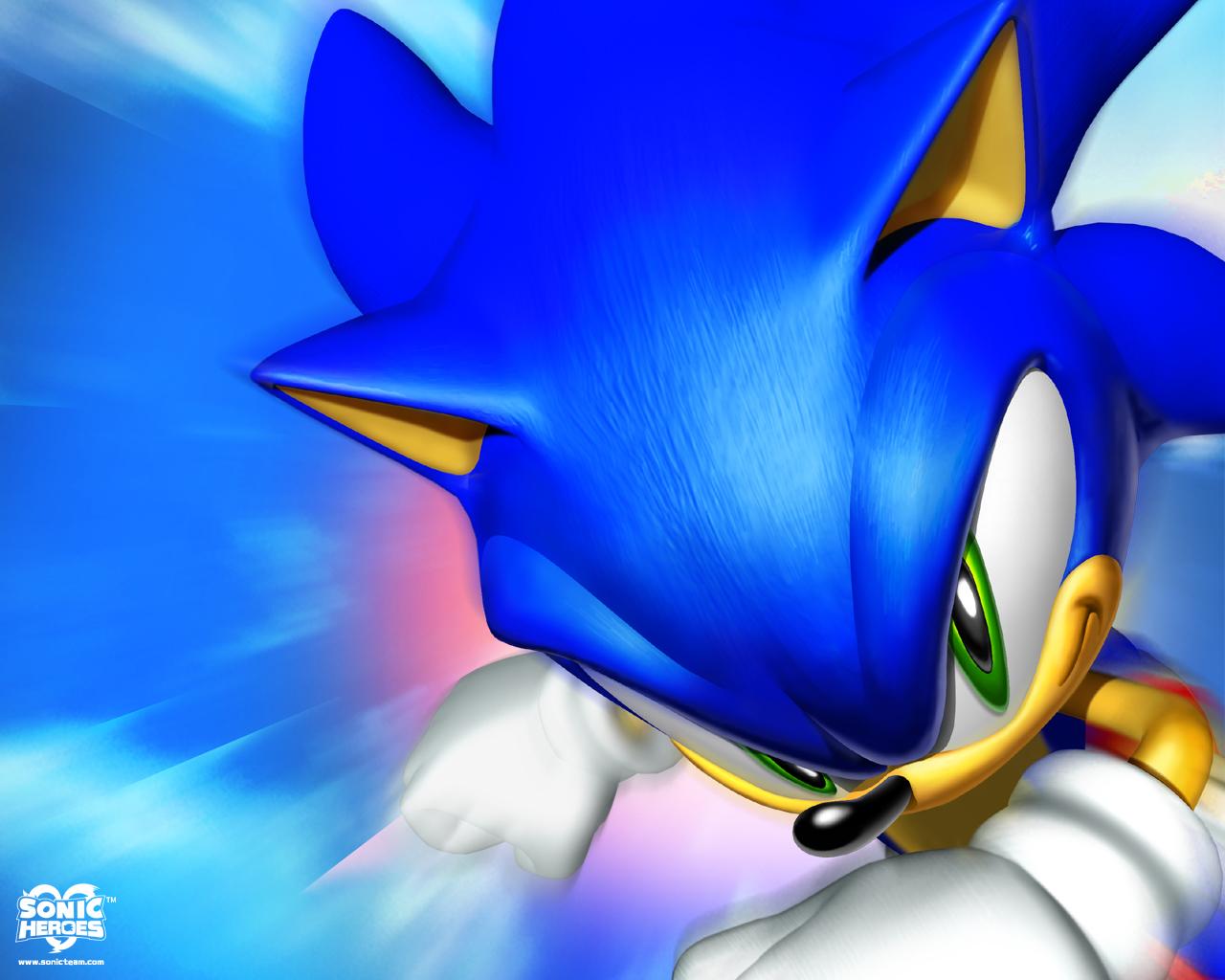 Sfondi di Sonic