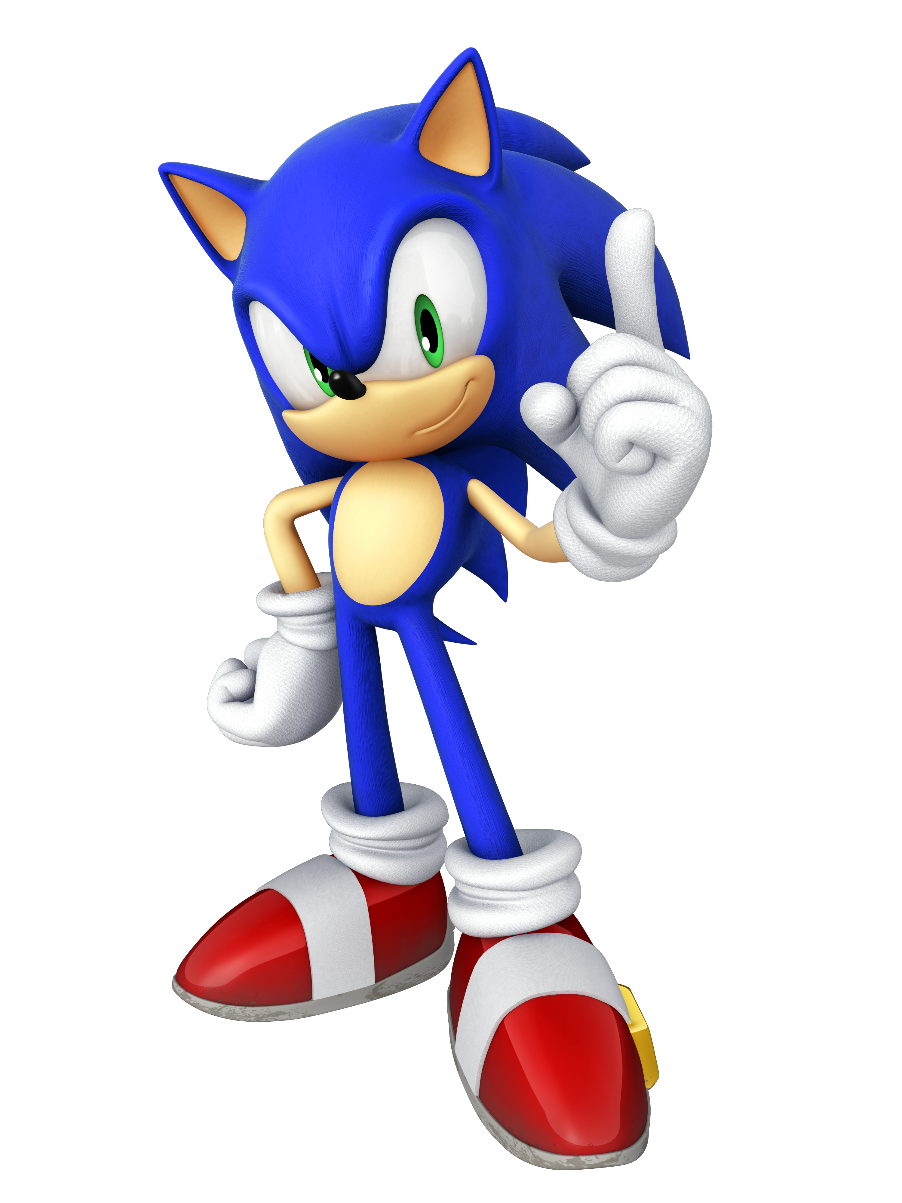 Gallery » Official Art » Sonic the Hedgehog » Sonic The Hedgehog 4 ...