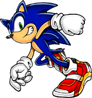 Sonic High Speed Shoes
