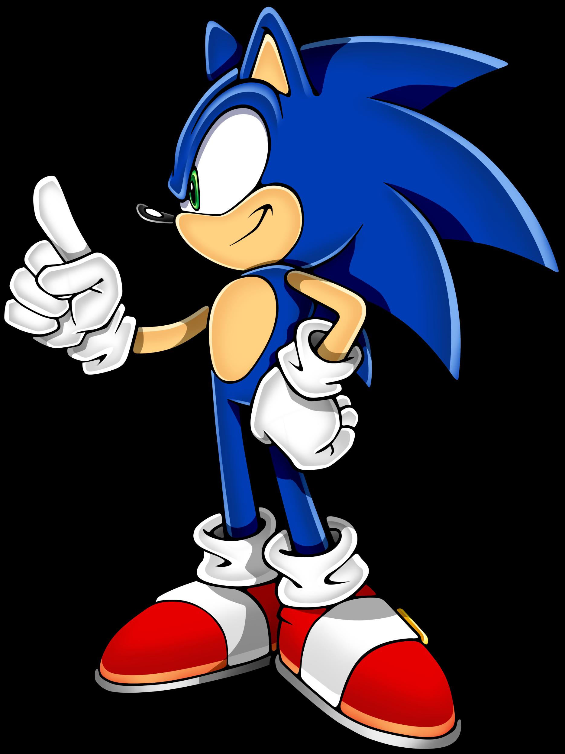 Gallery » Official Art » Sonic the Hedgehog » Sonic Art Assets DVD