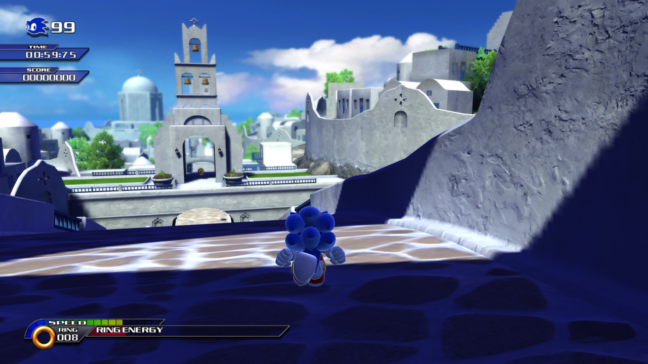 Sonic Unleashed Apotos