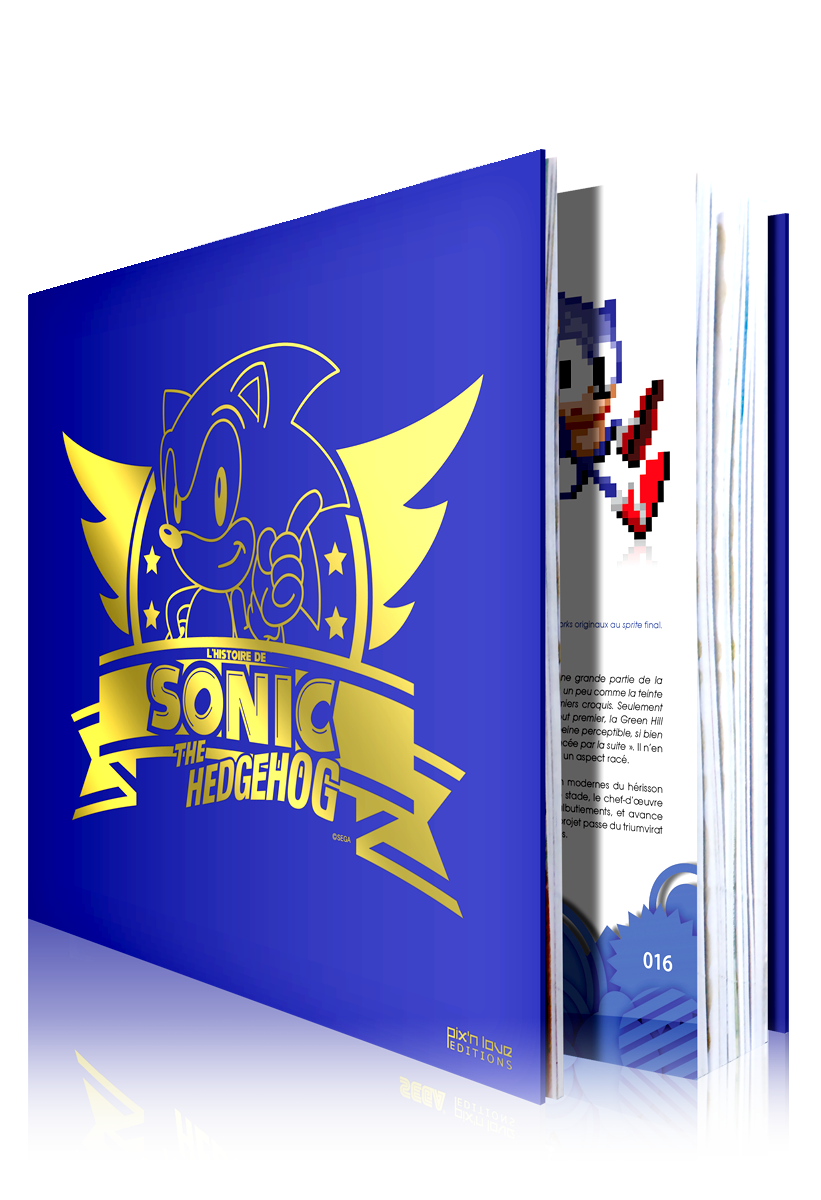 Collectors Edition Of History Of Sonic News Sonic Scanf