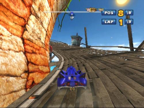 All Stars Racing (Emulator Dolphin)