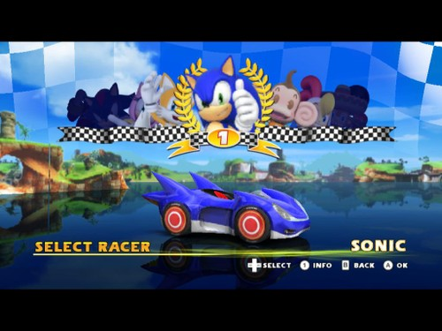 All Stars Racing (Emulator)