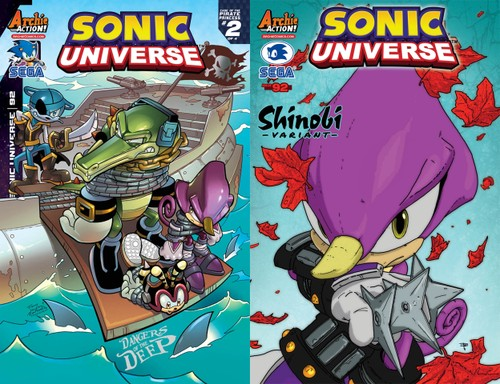 Sonic Universe #092