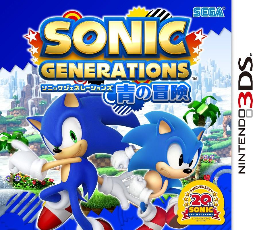 Sonic Generations 3ds Скачать Торрент - фото 4