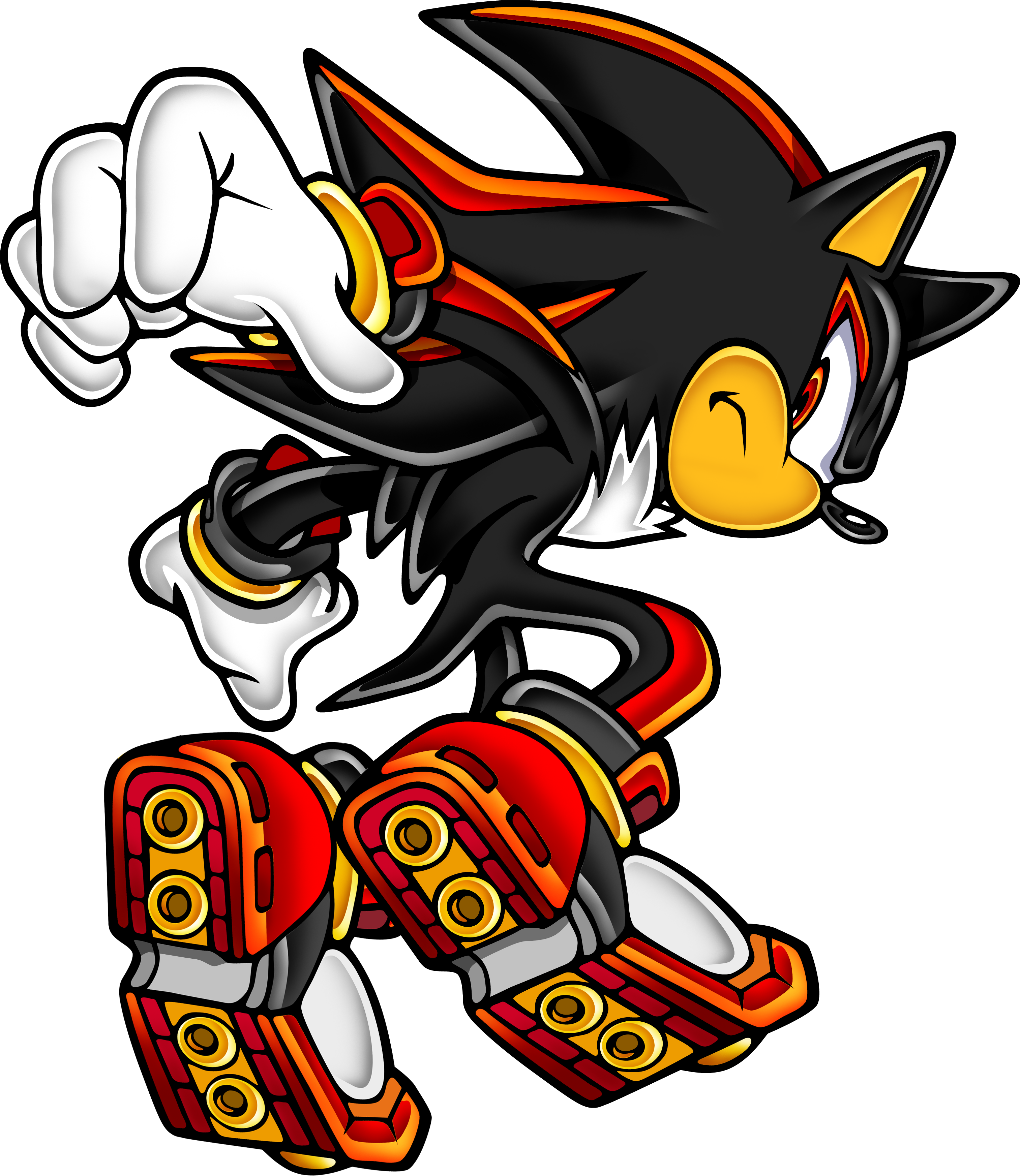 Sonic Adventure 2 Battle Signature Render Shadow The Hedgehog Gallery Sonic Scanf