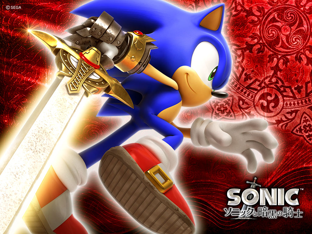 Sonic And The Black Knight Sonic And The Black Knight Gallery Sonic Scanf