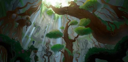 Sonic Boom - Rise of Lyric - E3 Concept Art
