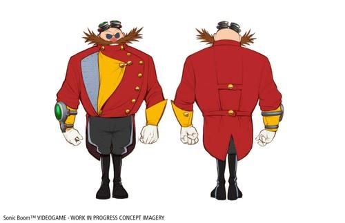 Sonic Boom - Videogame - Eggman
