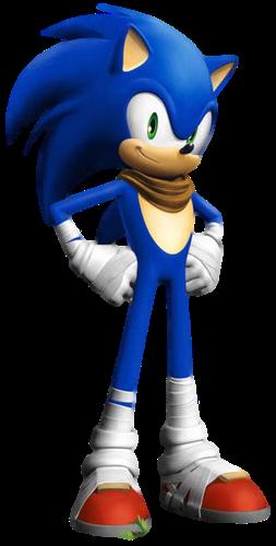 Sonic Boom - Videogame - Sonic