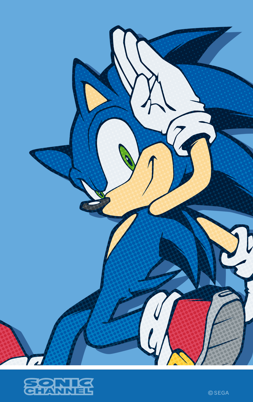 2018 06 Sonic The Hedgehog Sonic Channel Gallery Sonic Scanf