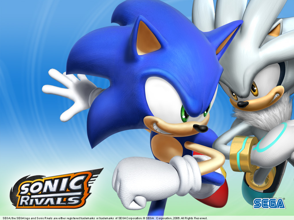 Sonic Rivals Sonic Silver Sonic Rivals Gallery Sonic Scanf