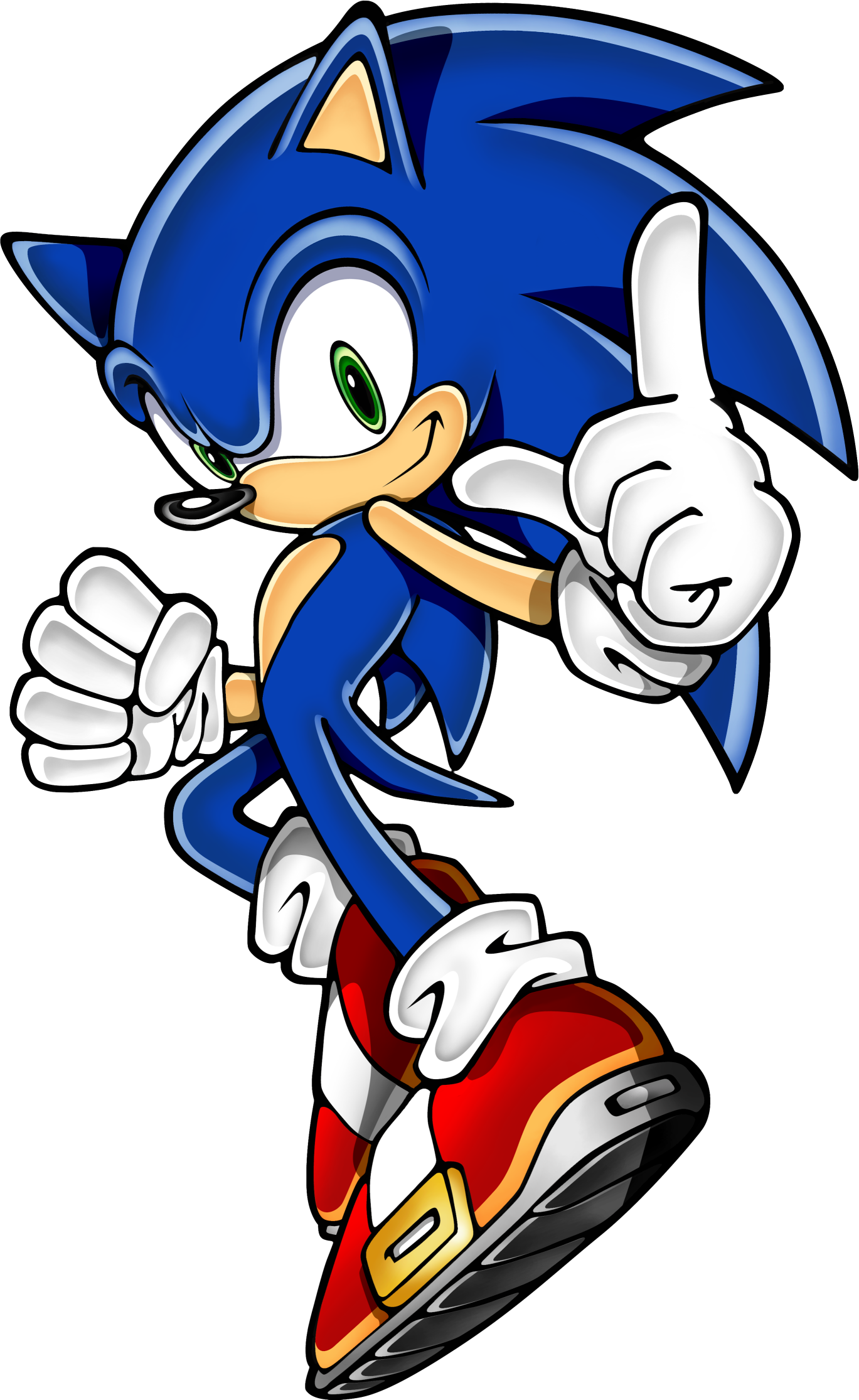 Sonic Rush Sonic The Hedgehog Gallery Sonic Scanf