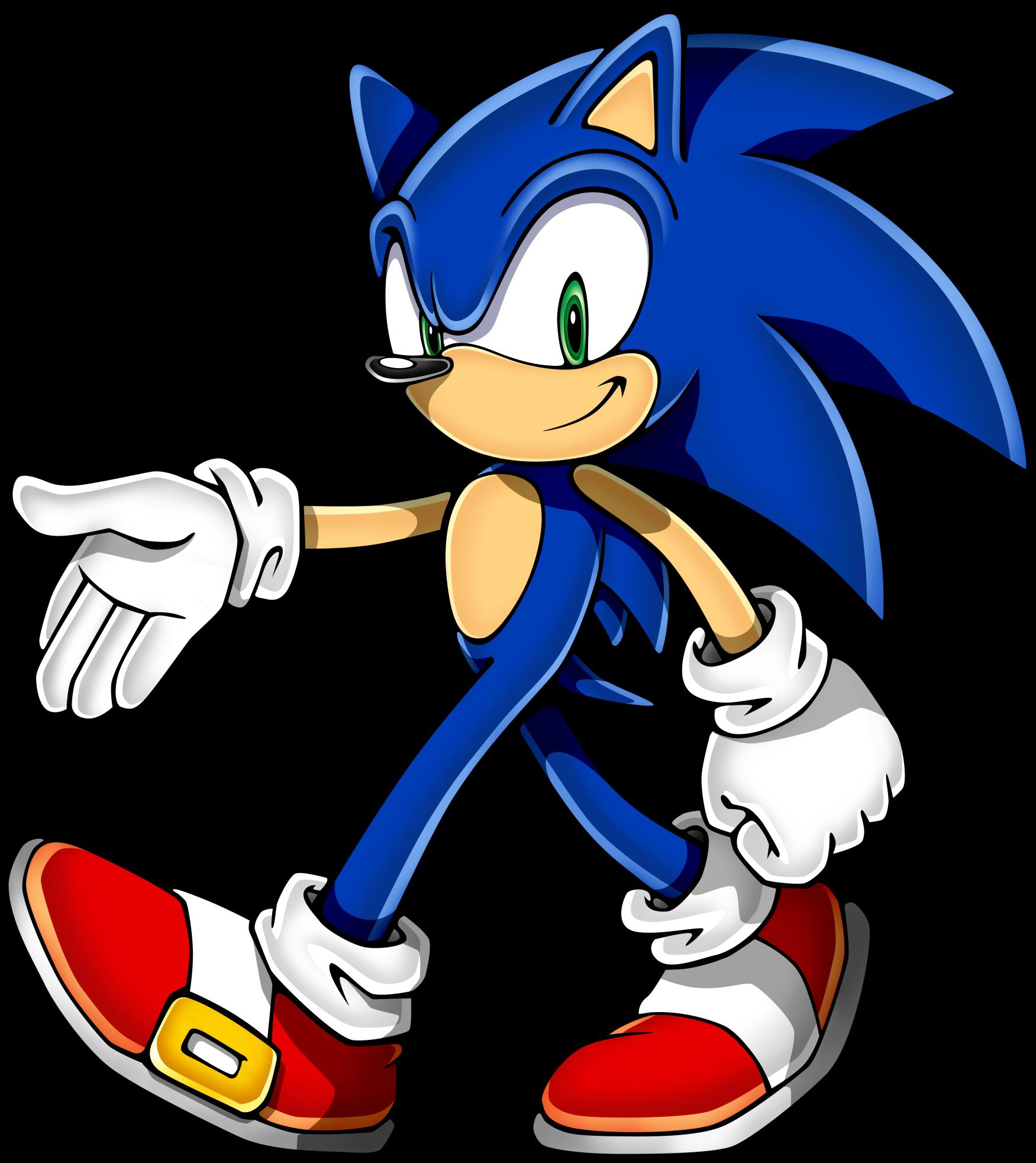 Sonic the Hedgehog (character) - Wikipedia