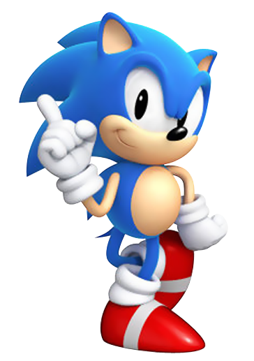 Sonic Generations - Retro Sonic - Sonic the Hedgehog