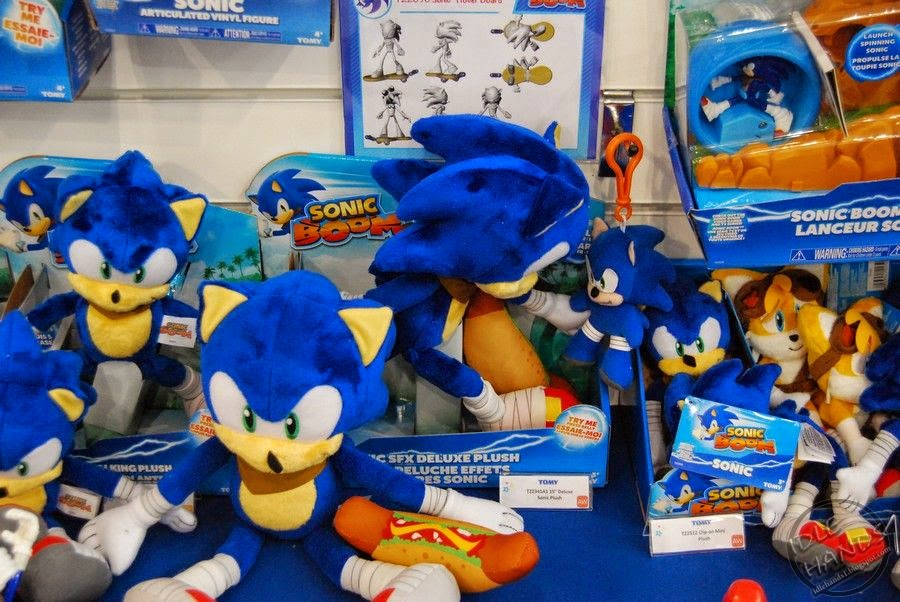 Uk Toy Fair 2015 Tomy Sonic The Hedgehog 016 Sonic Toys Gallery Sonic Scanf