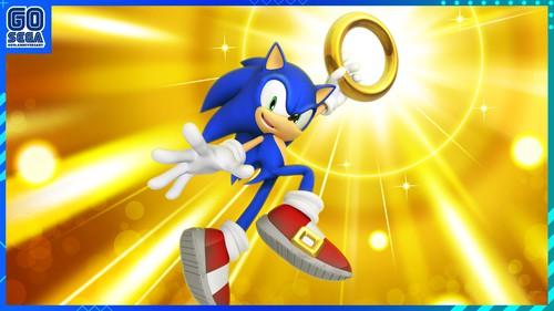 S60 Sonic Wallpaper