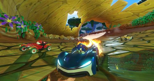 Team Sonic Racing - Screenshot