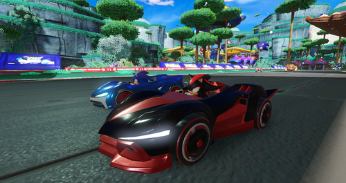Team Sonic Racing - Screenshot