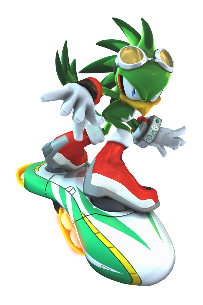 Sonic the hedgehog - 4 8