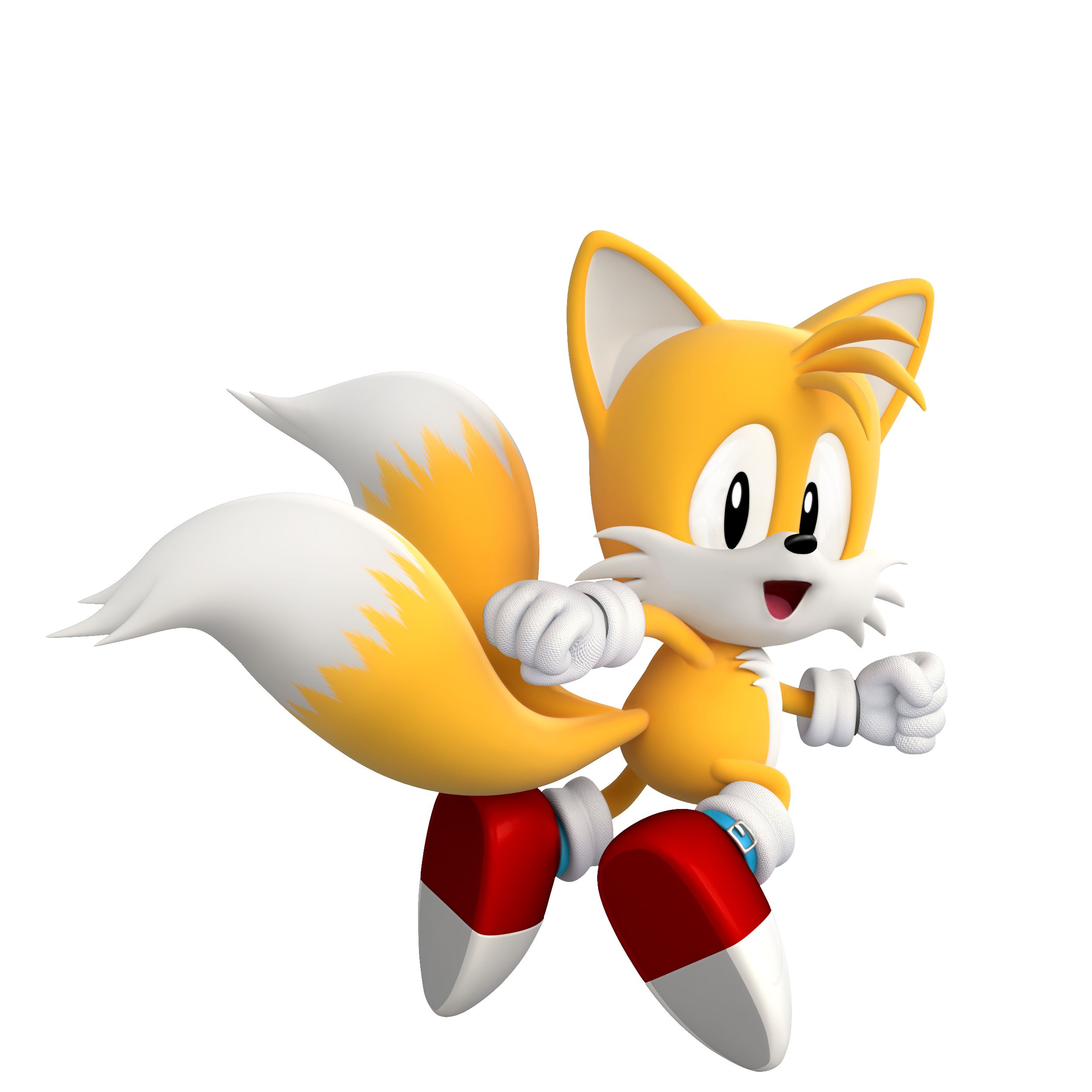 Sonic Generations Retro Tails on Baby Cartoon Images