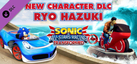 Sonic and All-Stars Racing Transformed: Ryo Hazuki DLC