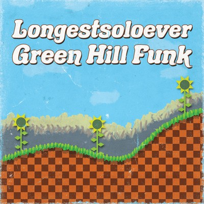 Green Hill Funk: Cover Art