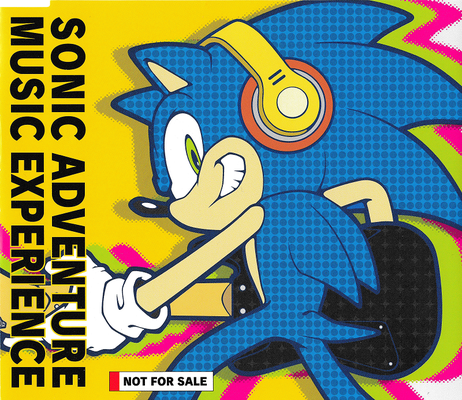 Sonic Adventure Music Experience vol.1
