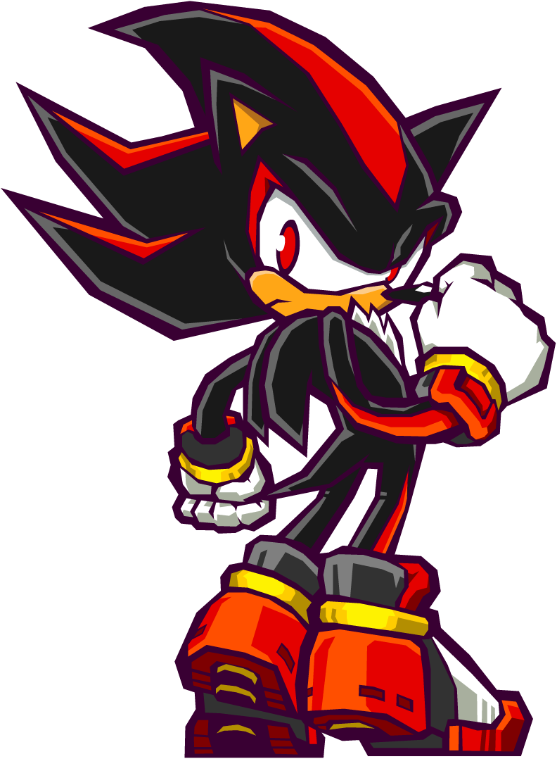 Sonic Battle Shadow The Hedgehog Gallery Sonic Scanf