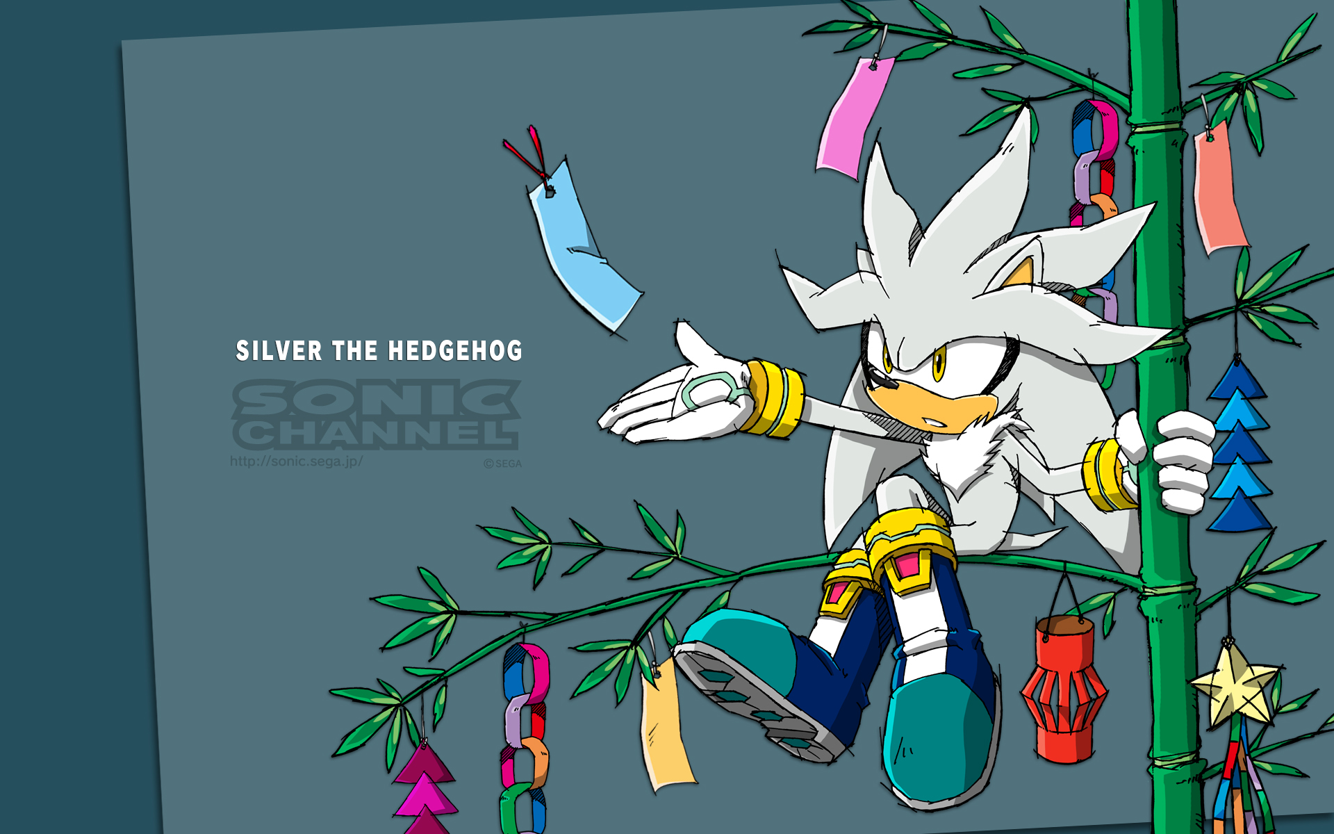 2013 07 Silver The Hedgehog Sonic Channel Gallery