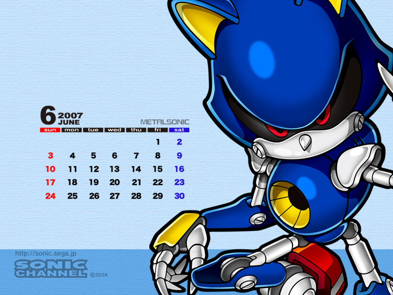2007/06 - Metal Sonic - Sonic Channel - Gallery