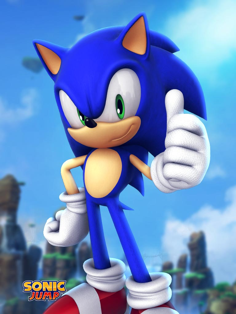 Sonic the hedgehog - 2 3