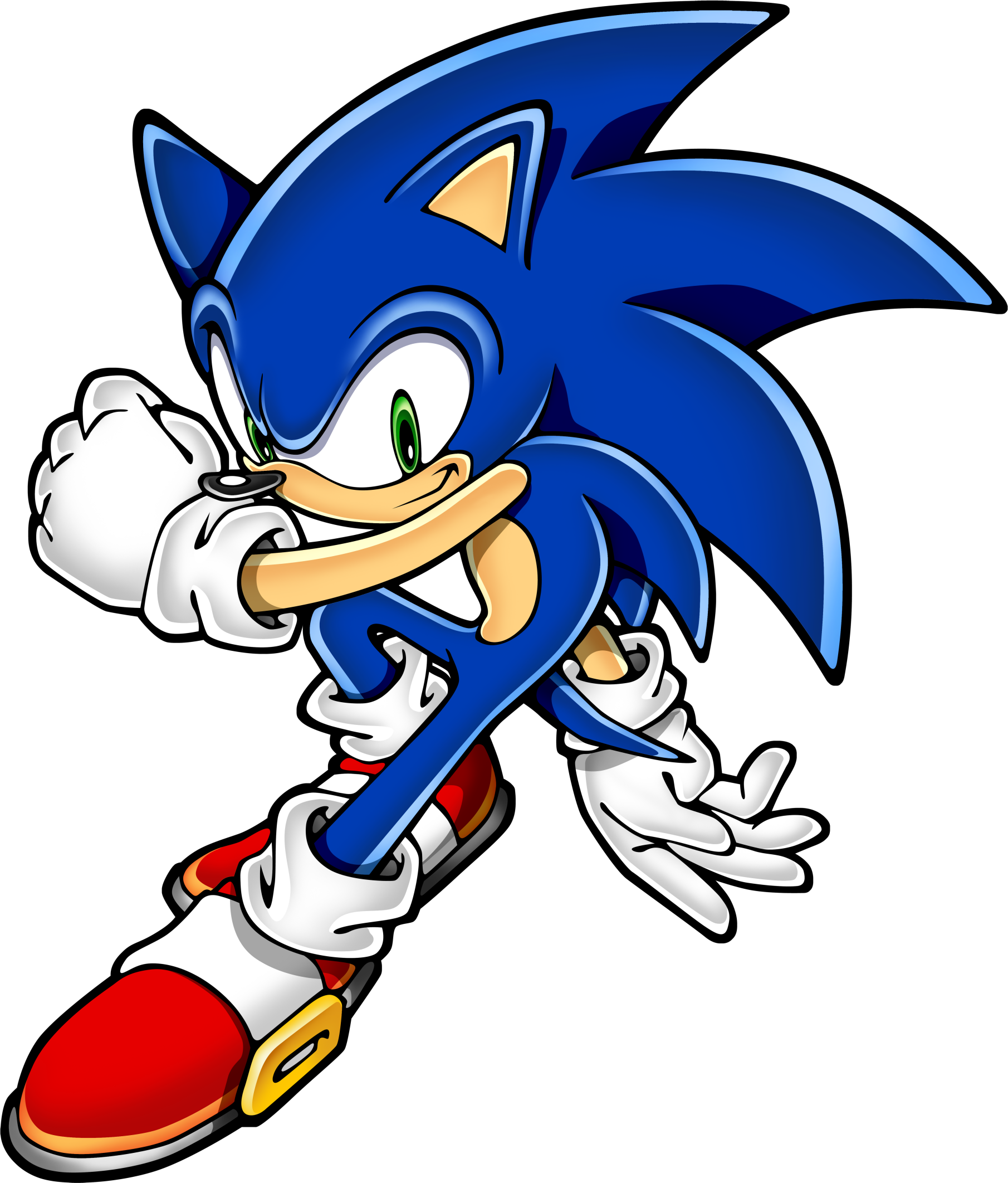 20 Free Printable Sonic the Hedgehog Coloring
