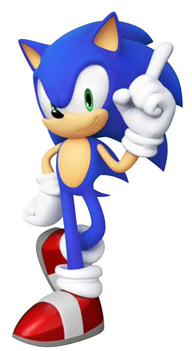 Sonic Generations Modern Sonic Sonic The Hedgehog