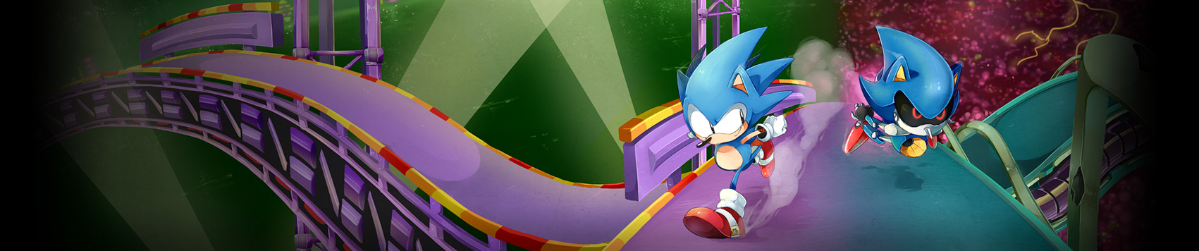 Sonic CD: Temporal Duality remix album now out - News